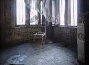 O fantomă a apărut într-un spital vechi