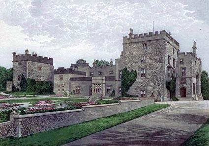 Castelul de la Muncaster