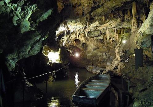 Grottes de Médous