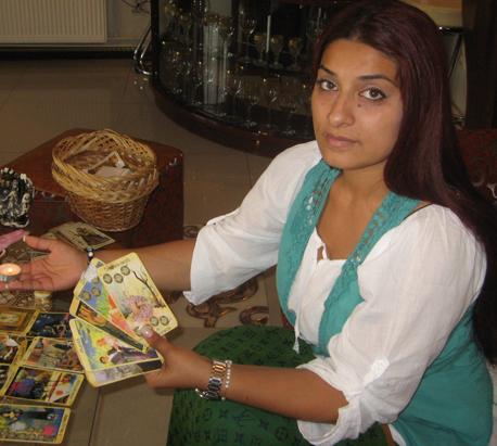 vrăjitoarea de magie neagră Daniela Lider