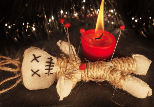 Papusa voodoo