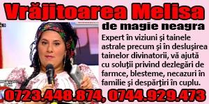 Vrajitoare - Vrăjitoarea Melisa