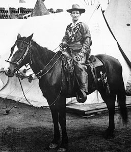 Calamity_Jane_on_a_horse