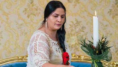 Tămăduitoarea şi clarvăzătoarea Izabela din Bucureşti