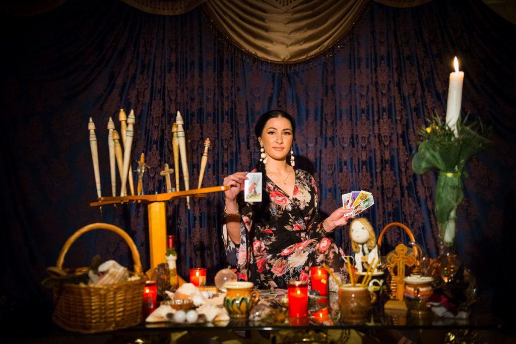 Vrăjitoarea Lorena