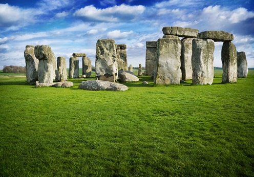 Stonehenge-Green