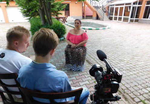 Aurelia Ardeleanca in interviu