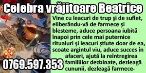 Banner 300x150 Celebra vrajitoare Beatrice