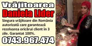 Banner 300x150 vrajitoarea Daniela Lider