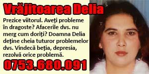 Banner 300x150 vrajitoarea Delia din Craiova