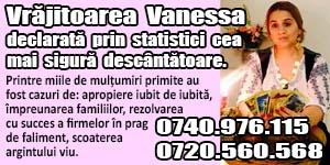 Vrajitoare - Vrăjitoarea Vanessa, banner mic
