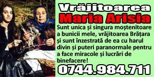 Banner 300x150 Vrajitoarea Maria Arisia