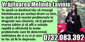 Banner 300x150 Vrajitoarea Melinda Lavinia
