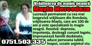 Banner 300x150 vrajitoarea Mayla Mercedeza