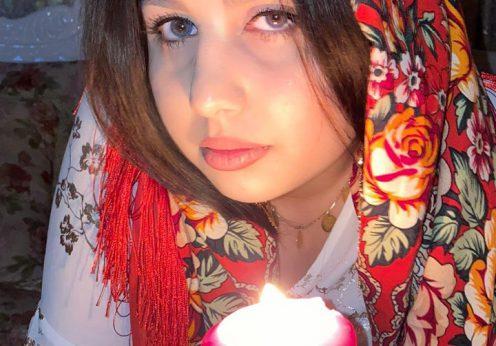 Clarvăzătoarea Alexandra Lovența 5
