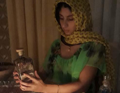 Vrăjitoarea de succes Fatima Victoria