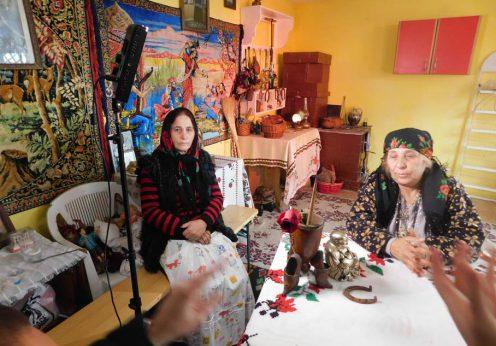 Vrajitoarea Elena Minodora si vrajitoarea Bratara in interviu cu rusii