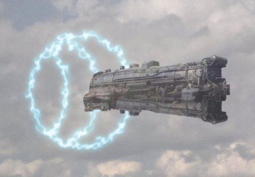 Obiect gigantic extraterestru filmat în Guatemala