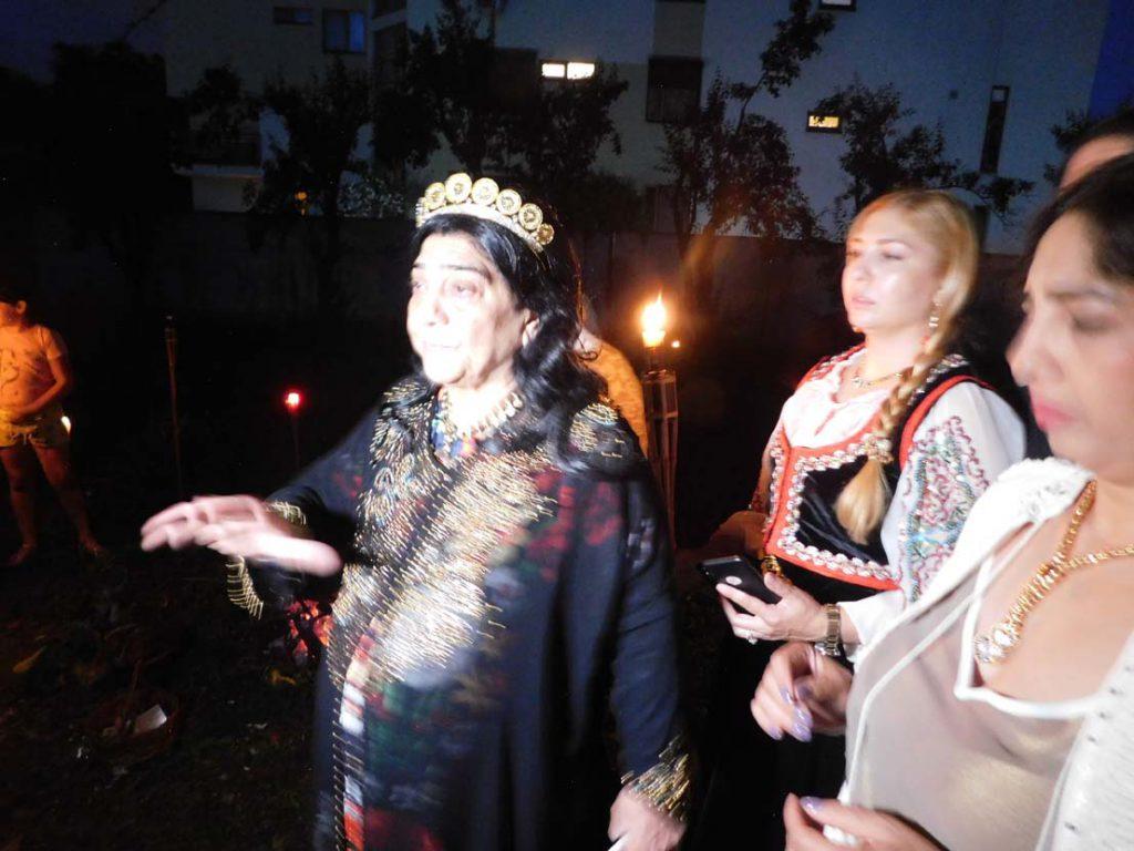 Regina Maria Campina la ritual de noapte 1