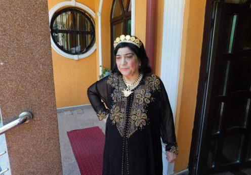 Regina magiei albe Maria Câmpina