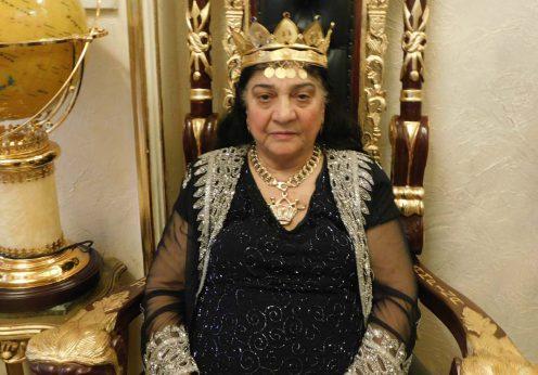 Maria Campina, regina Magiei Albe din Romania, vrajitoare3