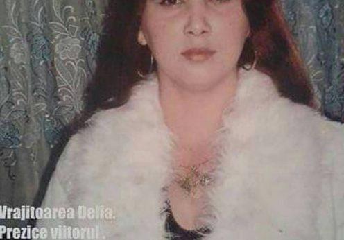 Vrajitoarea Delia 555