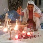 Clarvazatoarea Elena la ritual