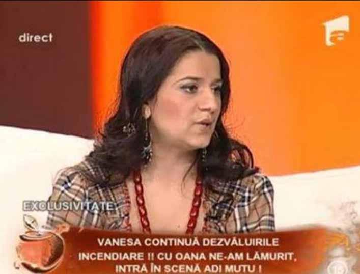 Vrăjitoarea Vanessa