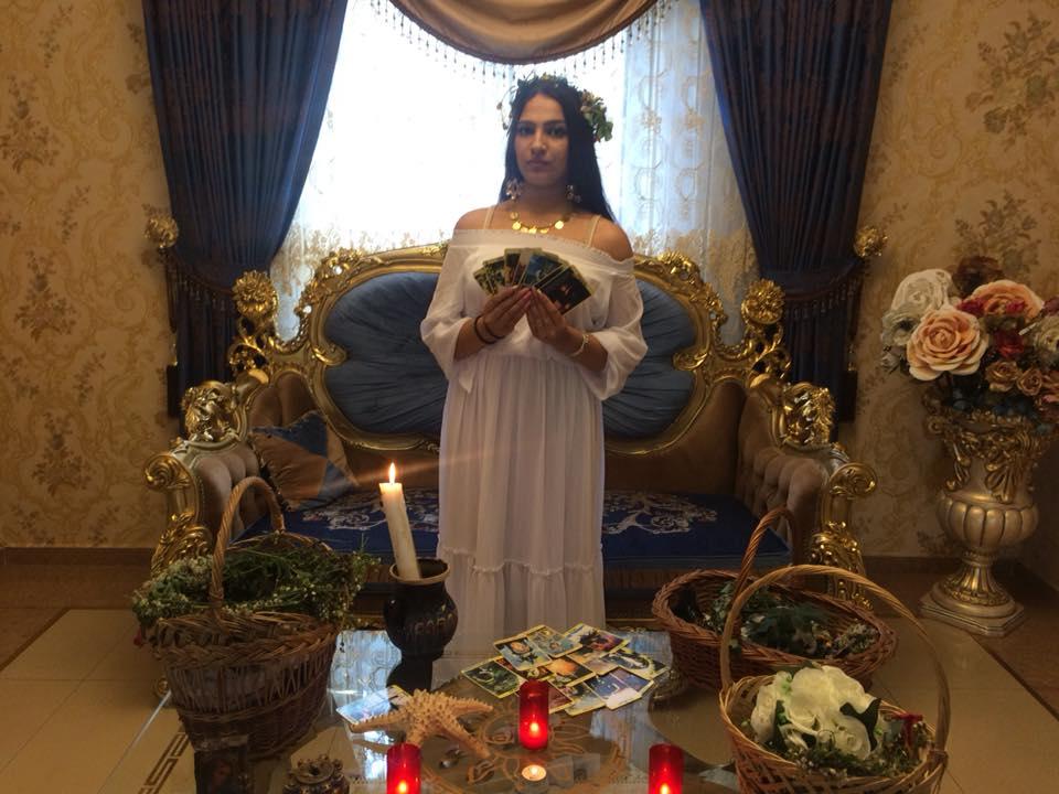 Vrăjitoarea Consuela
