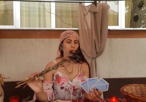 vrajitoarea Fatima din Istanbul