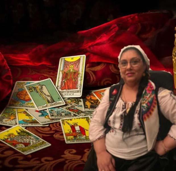 Celebra vrăjitoare Rodica Gheorghe